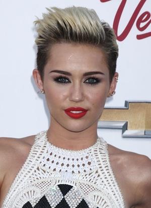 Miley Cyrus BBMA