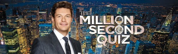 Ryan Seacrest Million Second Quiz