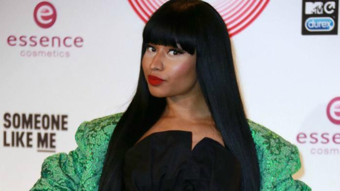 Nicki Minaj just achieved something no