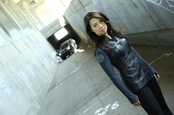 Marvel's Agents of S.H.I.E.L.D - Ming-Na Wen Interview