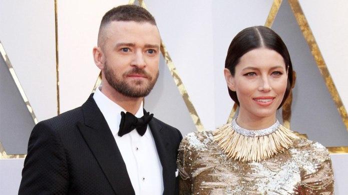 Justin Timberlake and Jessica Biel Are