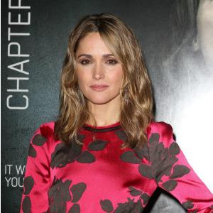 Rose Byrne had a supernatural encounter