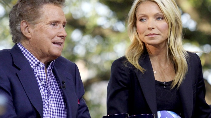 Kelly Ripa doesn't want Regis back