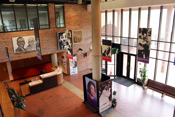 The Dr. and Mrs. Martin Luther King, Jr. Exhibit