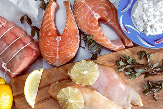 9 High-protein foods to add to
