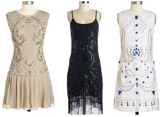 Modcloth Gatsby dresses