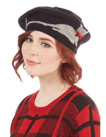 cat beret