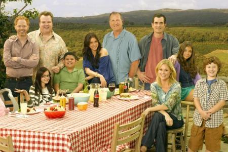 Modern Family earns its first Emmy nods