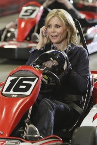 Claire lets loose on Modern Family May 11, 2011
