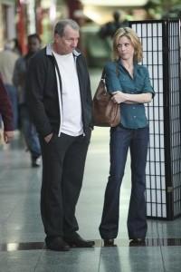 Ed O'Neill and Julie Bowen