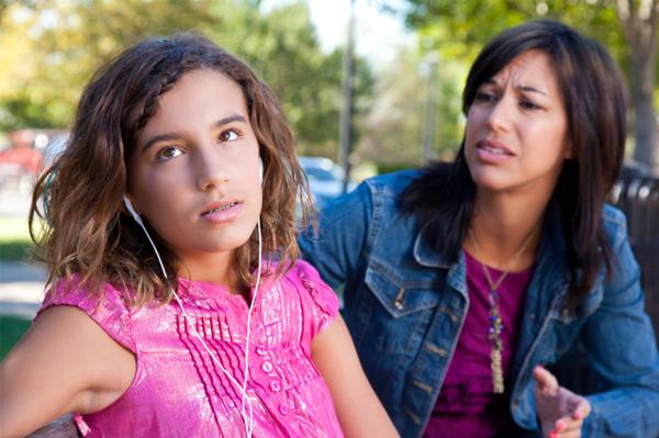 parent child conflict