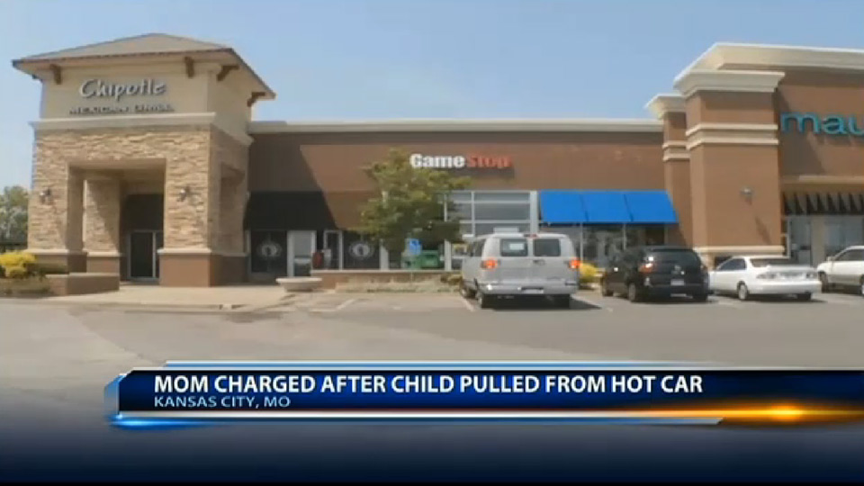 Mom charged with leaving child in car | Sheknows.com