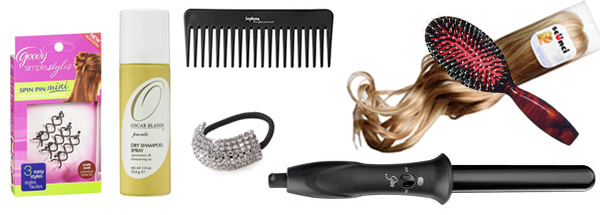 Mom hair kit