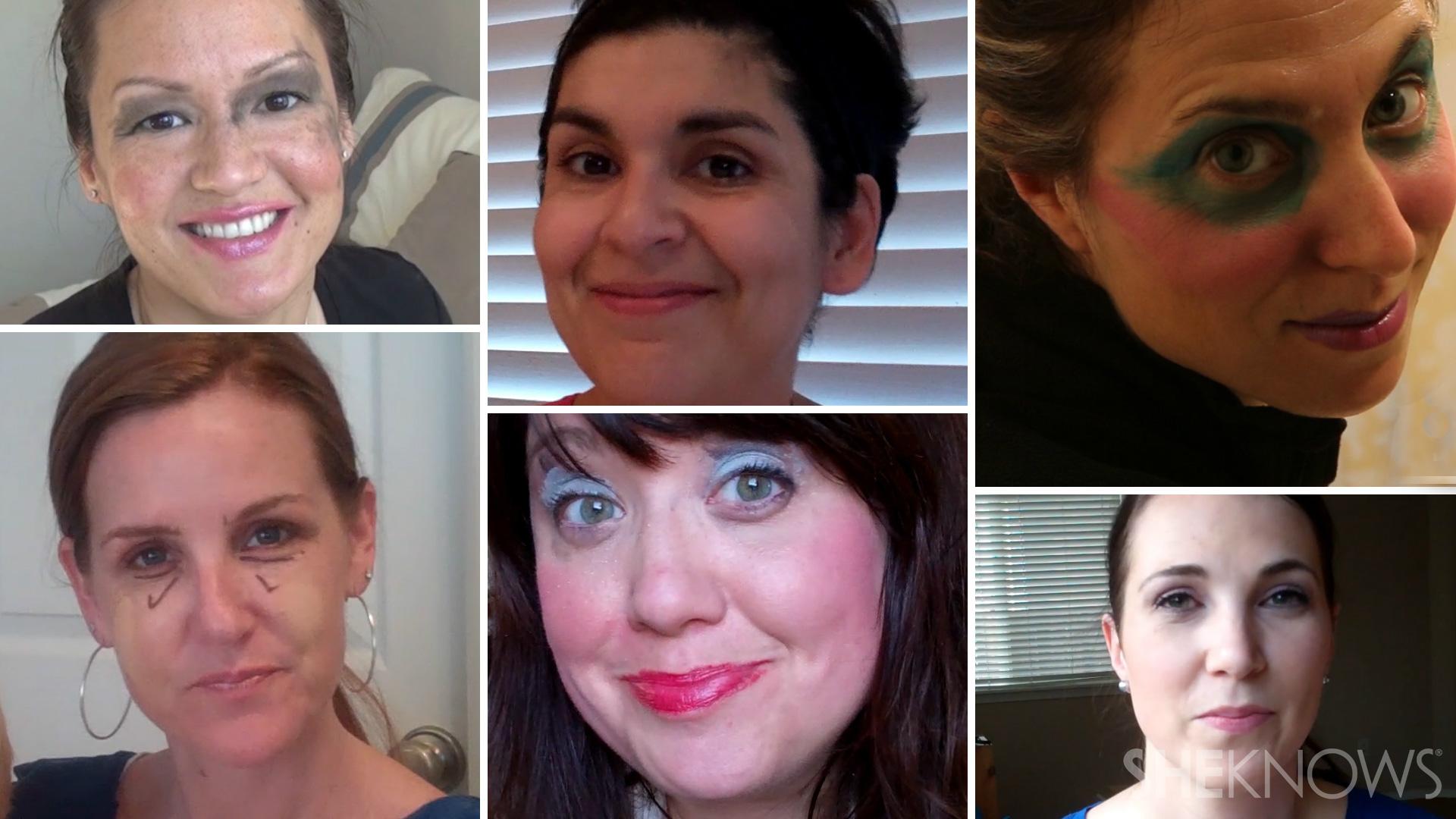 Moms turn makeup duties over to husbands, kids