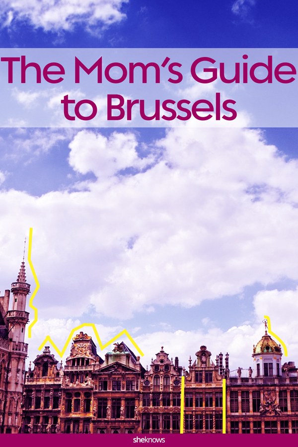The Mom's Guide to Brussels