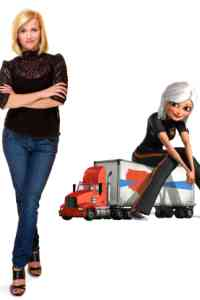 Reese Witherspoon in Monsters vs Aliens