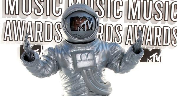 MTV VMA Moonman
