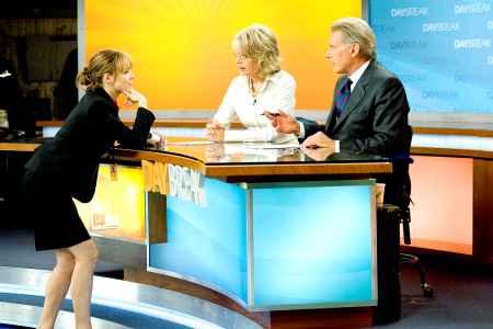 Morning Glory stars Rachel McAdams, Diane Keaton and Harrison Ford