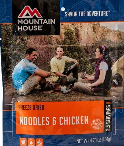 mountain house noodles