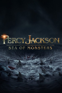 Percy Jackson movie poster