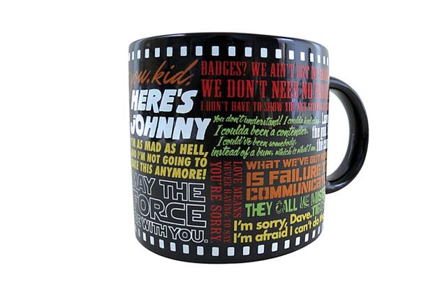 movie quote mug