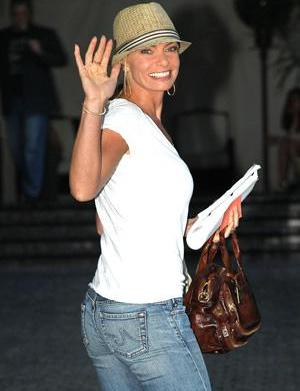 Cops called after Jaime Pressly and