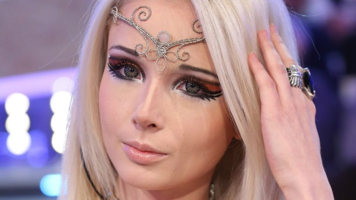 10 Pictures of 'Human Barbie' Valeria