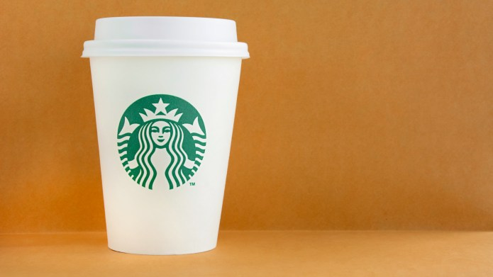 Starbucks Is Charging a Paper Cup