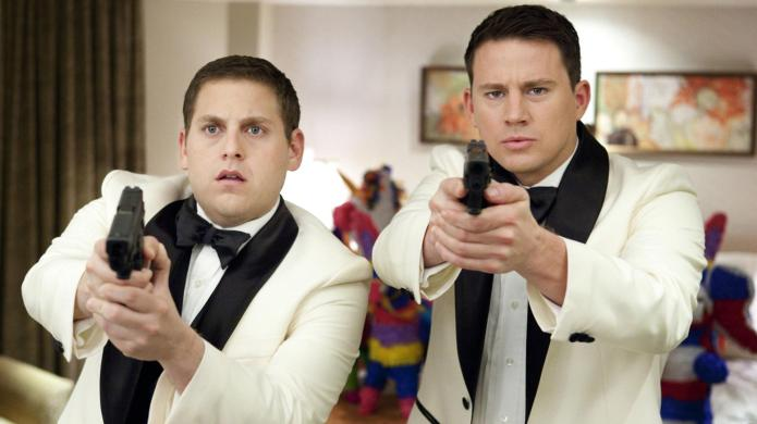 Channing Tatum and Jonah Hill appearing