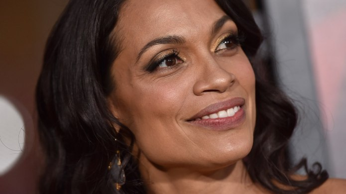 Rosario Dawson Speaks Out on the