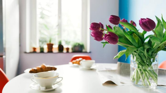 Breakfast nooks so quaint you'll become