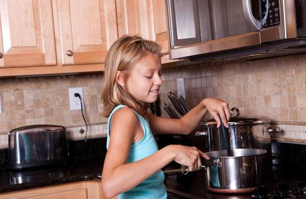 6 Chores for kids