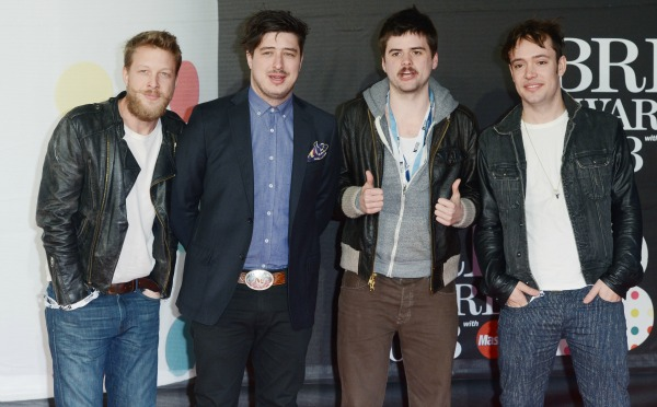 Mumford and Sons want to make whiskey and rap