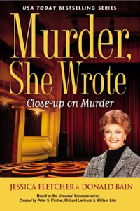 Murder, she wrote book cover
