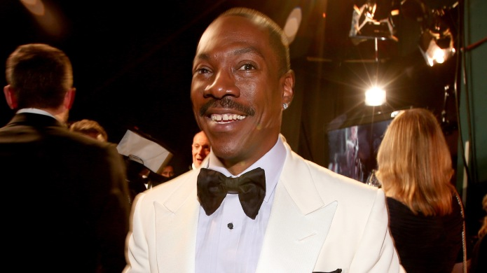 Eddie Murphy Photographed With All 10