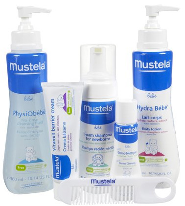 Mustela Gift Set from Diapers.com