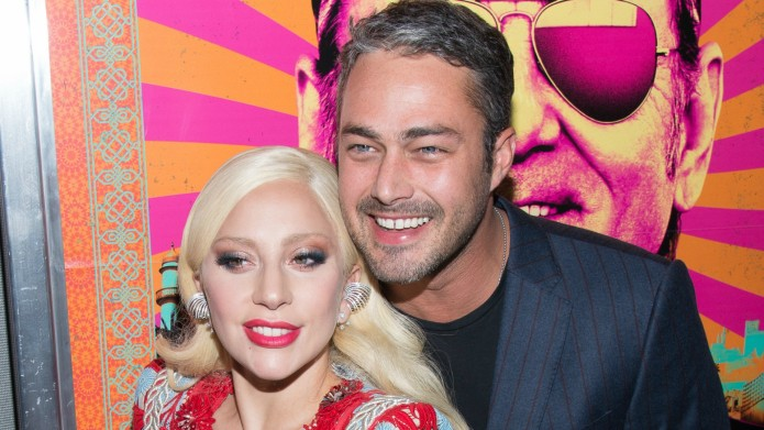 Lady Gaga and Taylor Kinney aren't