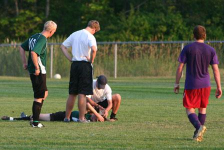 Don't dismiss concussions in teens