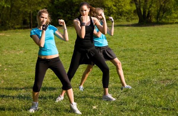 Fitness boot camp: What kind of