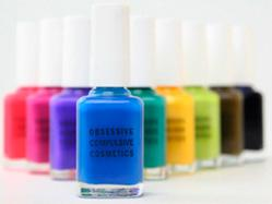 Beauty Finds: Obsessive Compulsive Cosmetics Nail