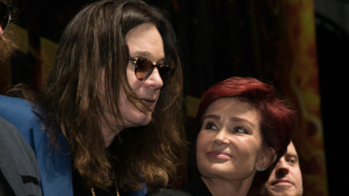 If a ring means anything, Ozzy