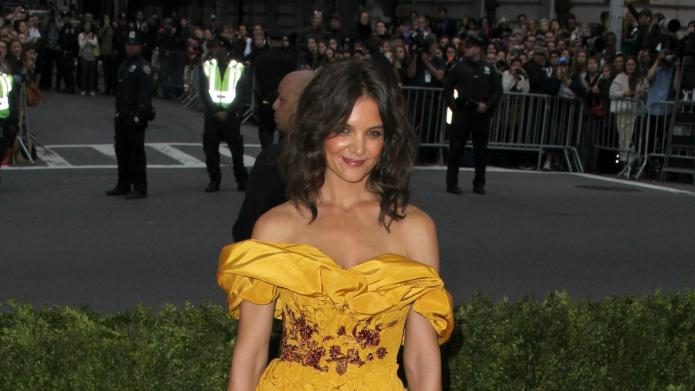 Moving on up! Katie Holmes buys