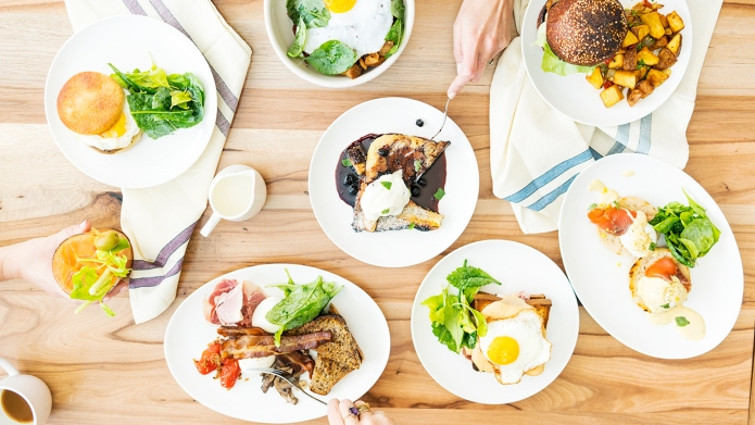 How to style the perfect food