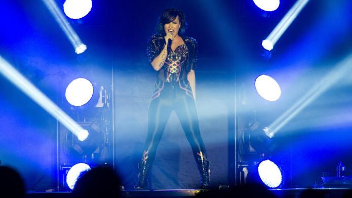 Demi Lovato reveals five other celebrities
