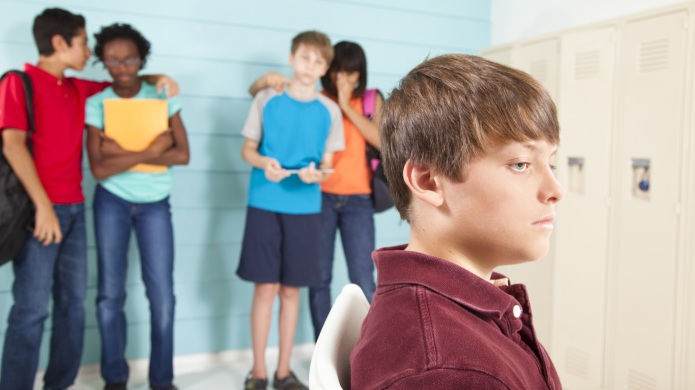 Think your child is being bullied?