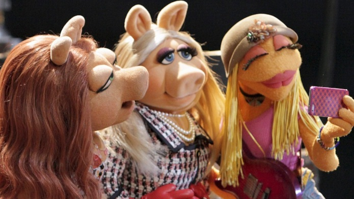 THE MUPPETS - The Muppets are