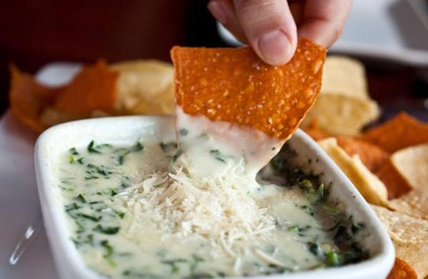 Easy dips for the big game