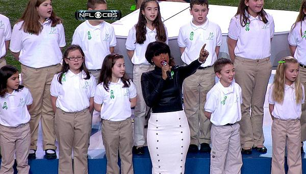 Jennifer Hudson & Sandy Hook Elementary