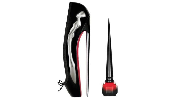 Nail polish now comes in Louboutin's