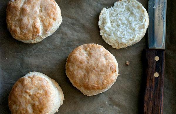 Grandma's perfect buttermilk biscuits